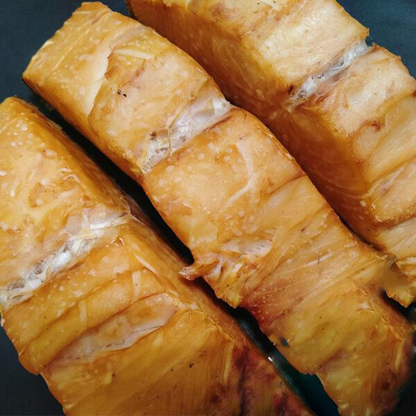 Филе масляной рыбы холодного копчения